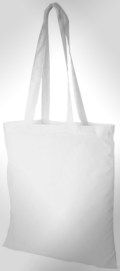 Peru 180 G/M Cotton Tote Bag thumbnail