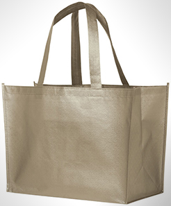 Alloy Laminated Non-Woven Shopping Tote Bag thumbnail