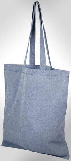 Pheebs 150 G/M Recycled Cotton Tote Bag thumbnail