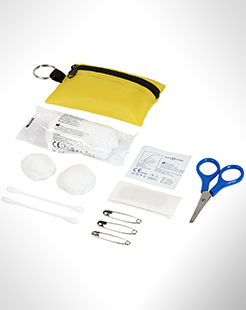 Valdemar 16-Piece First Aid Keyring Pouch thumbnail
