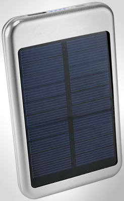 Bask 4000 mAh Solar Power Bank thumbnail