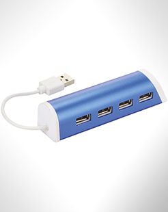 Power 4-Port Usb Hub And Smartphone Stand thumbnail