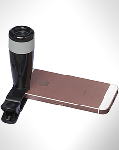 Zoom-In 8X Telescopic Smartphone Camera Lens thumbnail
