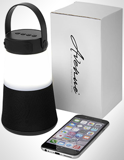 Lantern Light-Up Bluetooth Speaker thumbnail