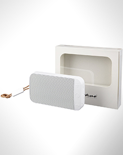 Wells Waterproof Outdoor Bluetooth Speaker thumbnail