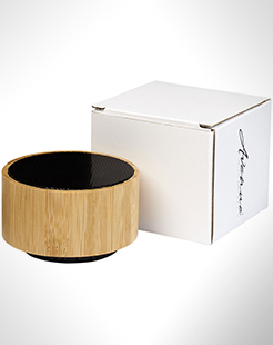 Cosmos Bamboo Bluetooth Speaker thumbnail