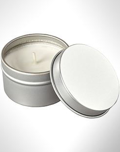 Luva Scented Candle In Tin thumbnail