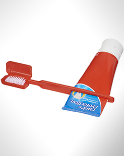 Dana Toothbrush With Squeezer thumbnail