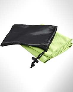 Peter Cooling Towel In Mesh Pouch thumbnail