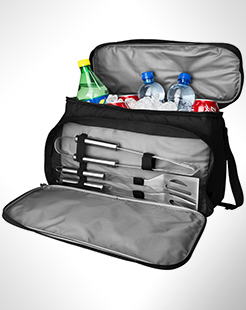 Dox 3-Piece Bbq Set With Cooler Bag thumbnail