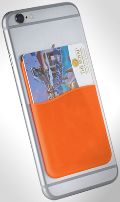 Slim Card Wallet Accessory For Smartphones thumbnail