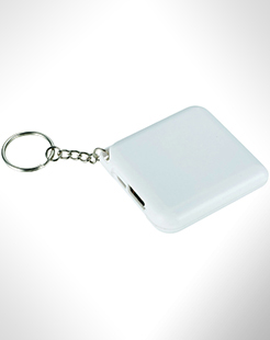 Emergency 1800 mAh Power Bank Keychain thumbnail
