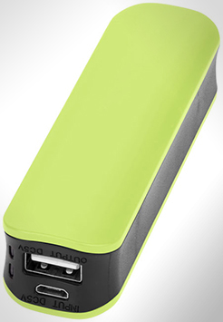 Edge 2000 mAh Power Bank thumbnail