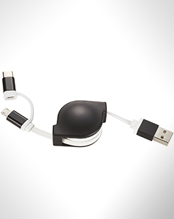Triple 3-In-1 Charging Cable thumbnail