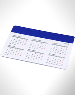 Chart Mouse Pad With Calendar thumbnail