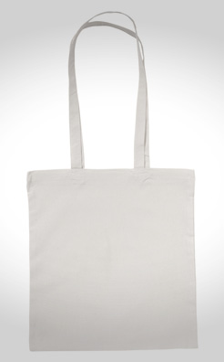 Long Handled ShoppyBag 100gm Cotton Bag thumbnail