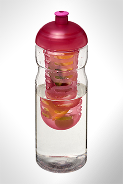 H2O Base 650 ml Dome Lid Sport Bottle & Infuser thumbnail