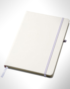 Polar A5 Notebook With Lined Pages thumbnail