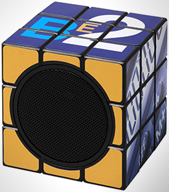 Rubik's Bluetooth Speaker thumbnail