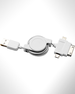 Teather 3-In-1 Charging Cable thumbnail