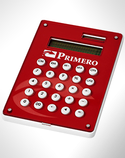 Cyrus Calculator With Full-Colour Branding thumbnail