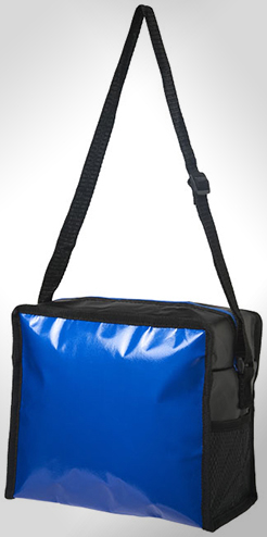 Cool Cube Lunch Cooler Bag With Shoulder Strap thumbnail