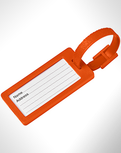 River Window Luggage Tag thumbnail