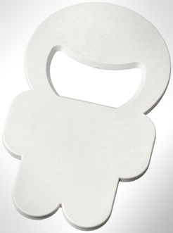 Buddy Person-Shaped Bottle Opener thumbnail