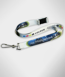Recycled Pet Lanyards 10mm thumbnail