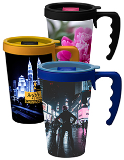 Full Colour Cabana Touch Travel Mug thumbnail