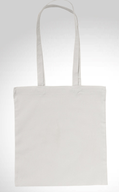 Long Handled ShoppyBag 135gm Cotton Bag thumbnail
