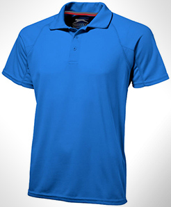 Game Short Sleeve Men's Cool Fit Polo thumbnail