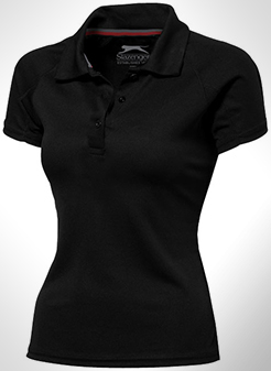 Game Short Sleeve Women's Cool Fit Polo thumbnail