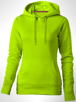 Alley Hooded Ladies Sweater thumbnail