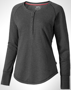 Touch Long Sleeve Ladies Shirt thumbnail