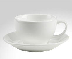 Sienna Cup & Saucer thumbnail