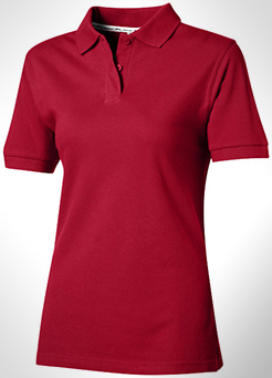 Forehand Short Sleeve Ladies Polo thumbnail