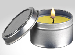 Candle Tin Fragrance Candle thumbnail