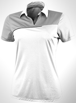 Prater Short Sleeve Ladies Polo thumbnail