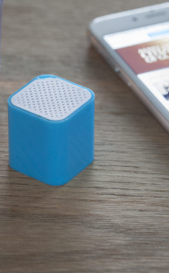 SoundCubeMini Speaker thumbnail
