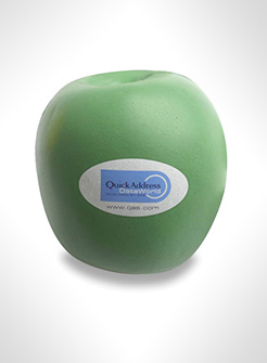 Apple Green Stress Toys thumbnail