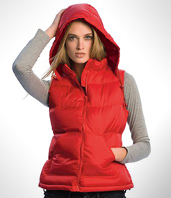 B & C City Chic Hooded Bodywarmer thumbnail
