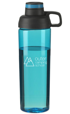 Hydrate Water Bottle image