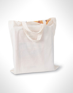 Short Handled Cotton Shopper thumbnail