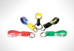 Mini Ad Loop Keyrings thumbnail