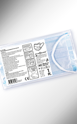 Surgical Masks (50 pieces polybagged) (in house stock) thumbnail