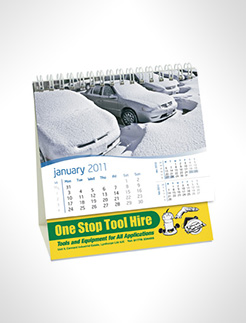 Compact Easel Desk Calendars thumbnail