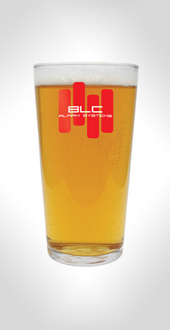 Conical Pint Beer Glasses thumbnail