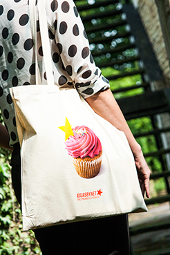 Full Colour Cotton Shopping Bags thumbnail