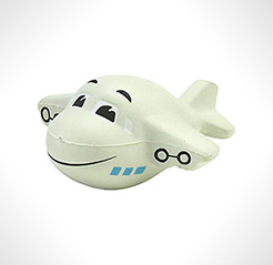 Happy Aeroplane Stress Toys thumbnail